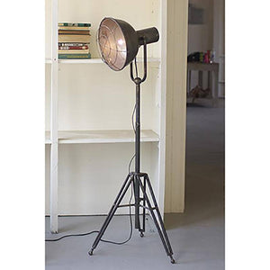 Standing Caged Studio Tripod Lamp - Cece & Me - Home and Gifts
