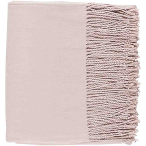 Chantel Throw ~ Blush - Cece & Me - Home and Gifts