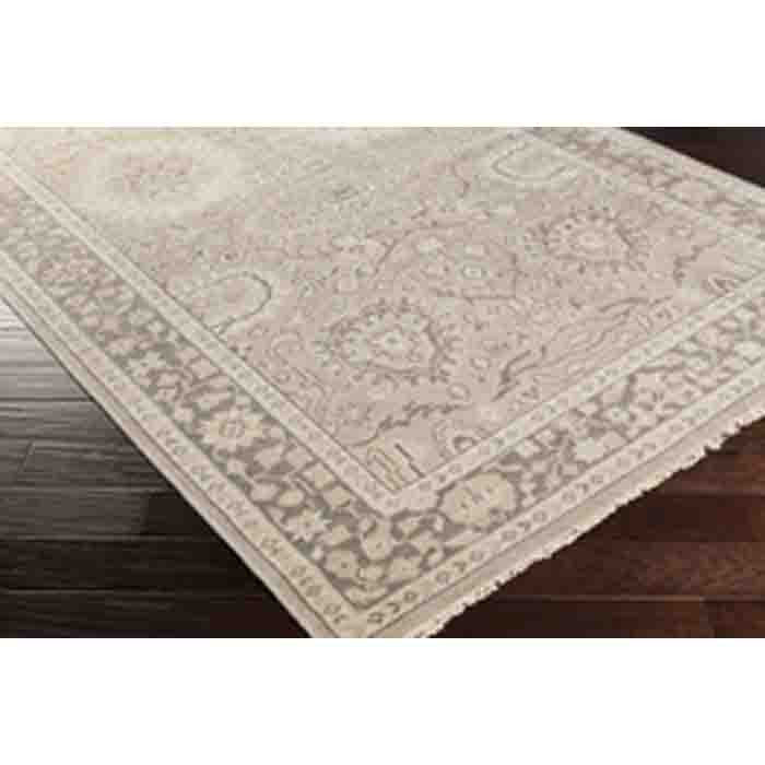 Cappadocia Rugs ~ Medium Gray/ Dark Brown/Camel/Light Gray - Cece & Me - Home and Gifts