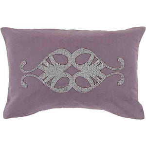 Cairo Pillow ~ Eggplant - Cece & Me - Home and Gifts