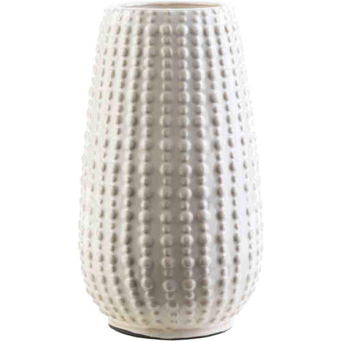 Image of Clearwater Vase ~ White/Ivory - Cece & Me - Home and Gifts