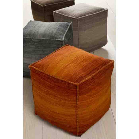 Image of Chaz Pouf ~ Camel - Cece & Me - Home and Gifts