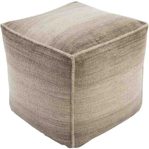 Chaz Pouf ~ Camel - Cece & Me - Home and Gifts
