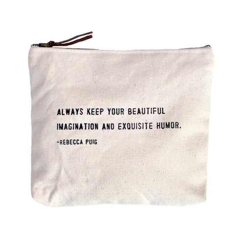 Canvas Bag - Always Keep - Cece & Me - Home and Gifts