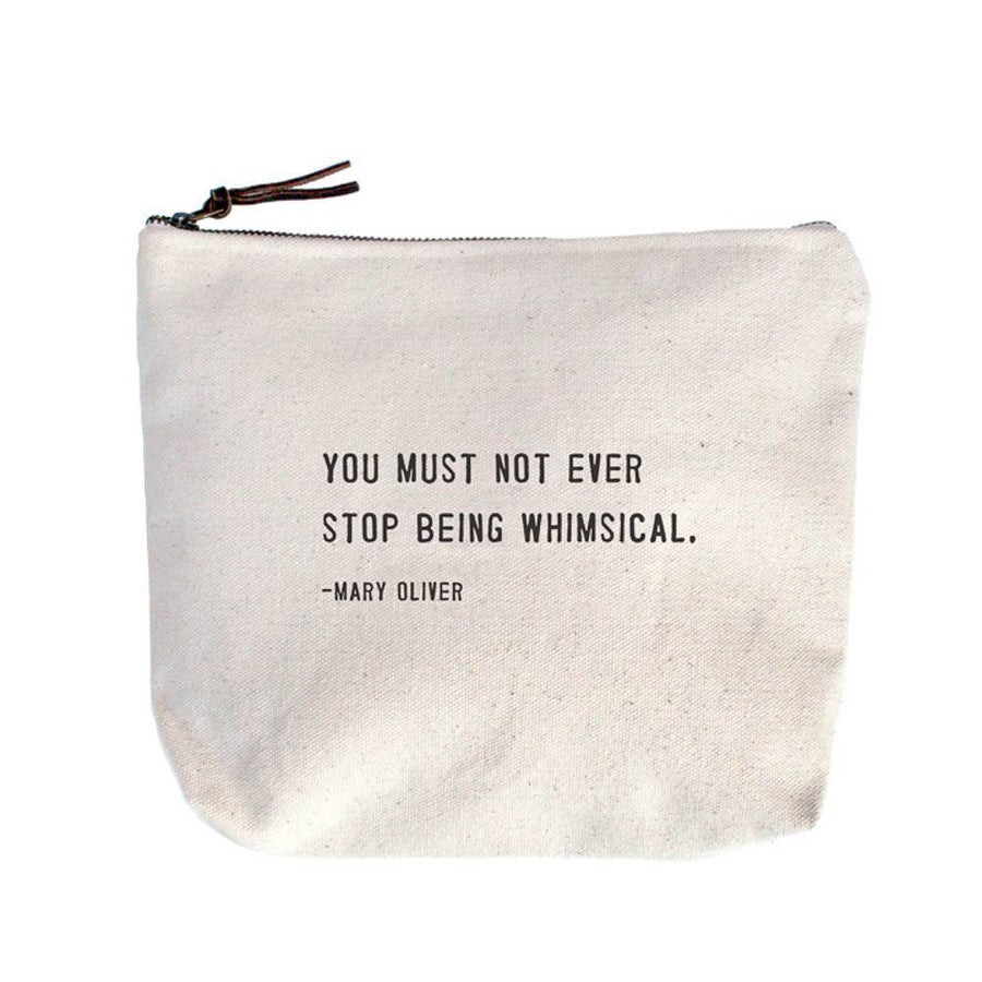 Canvas Bag - You Must Not Ever Stop - Cece & Me - Home and Gifts