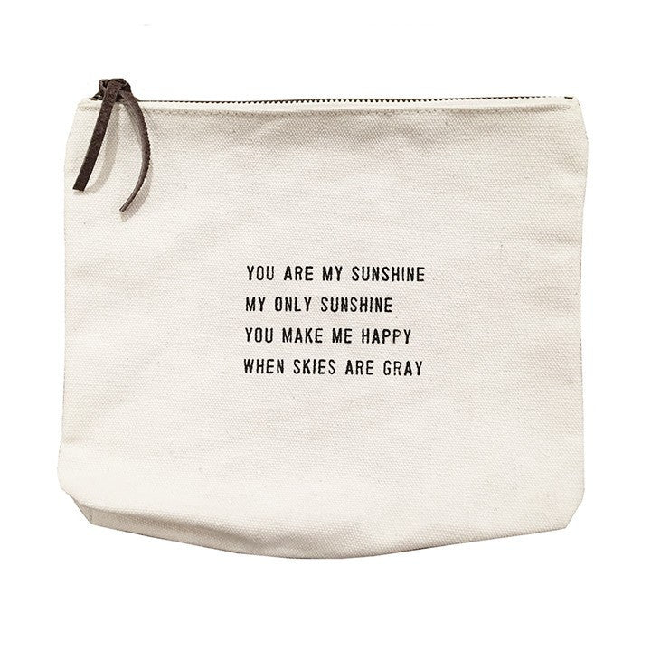 Canvas Bag - You Are My Sunshine - Cece & Me - Home and Gifts