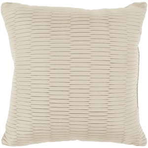 Caplin Pillow ~ Beige - Cece & Me - Home and Gifts