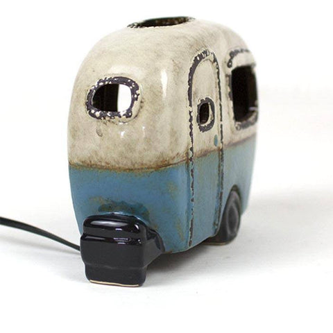Image of Ceramic Camper Lamp - Cece & Me - Home and Gifts