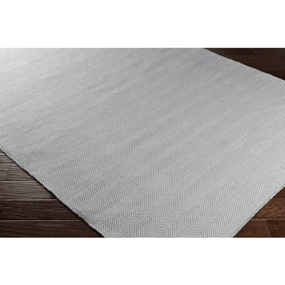 Charette Rug ~ Silver Gray - Cece & Me - Home and Gifts