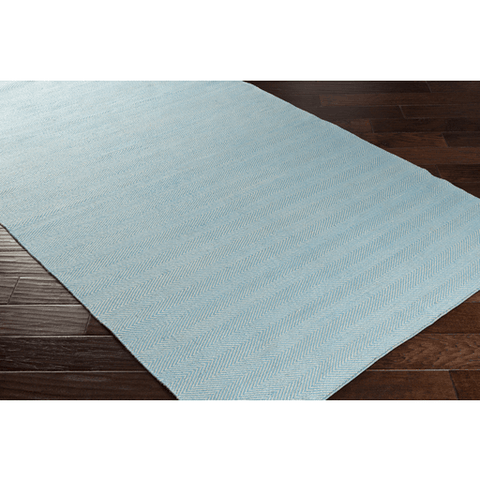 Image of Charette Rug ~ Sky Blue - Cece & Me - Home and Gifts