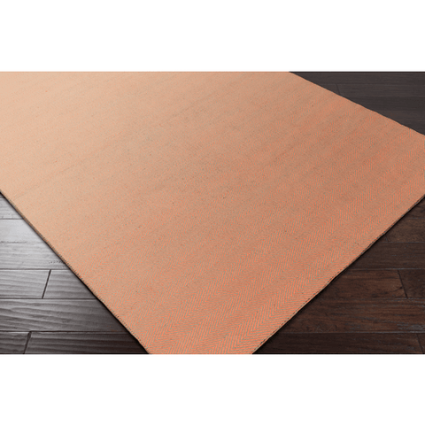 Image of Charette Rug ~ Terracotta - Cece & Me - Home and Gifts