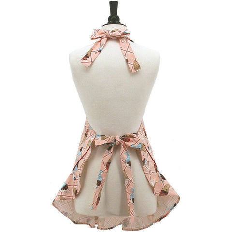 Cherry Sundaes Apron ~ Childs - Cece & Me - Home and Gifts