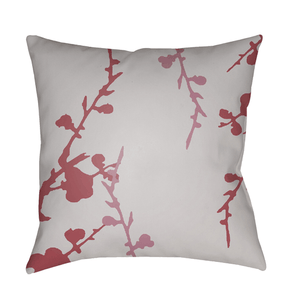 Chinoiserie Floral Pillow II ~  Lilac & Rose - Cece & Me - Home and Gifts