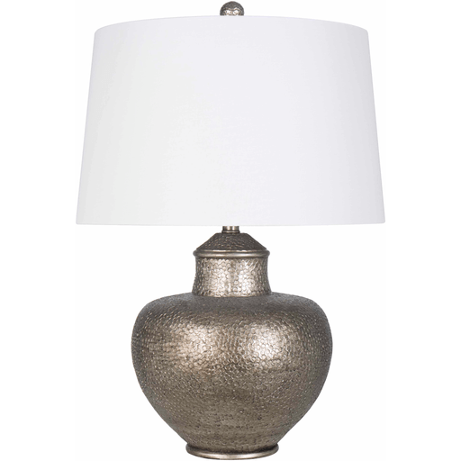 Cooper Table Lamp ~ Silver - Cece & Me - Home and Gifts