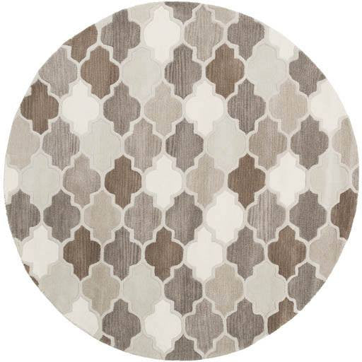 Coretta Rug ~ Camel/Light Gray/Taupe - Cece & Me - Home and Gifts