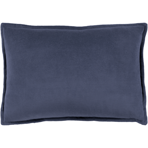 Cotton Velvet Pillow ~ Navy - Cece & Me - Home and Gifts
