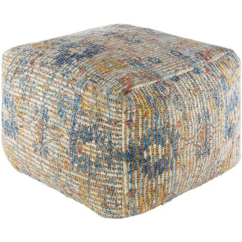 Coventry Pouf II - Cece & Me - Home and Gifts