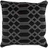Crissy Pillow ~ Black & White - Cece & Me - Home and Gifts