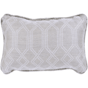 Crissy Pillow ~ Ivory & White