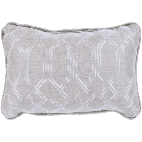 Image of Crissy Pillow ~ Ivory & White - Cece & Me - Home and Gifts