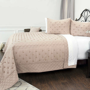 Cromwell Quilt & Shams - Cece & Me - Home and Gifts