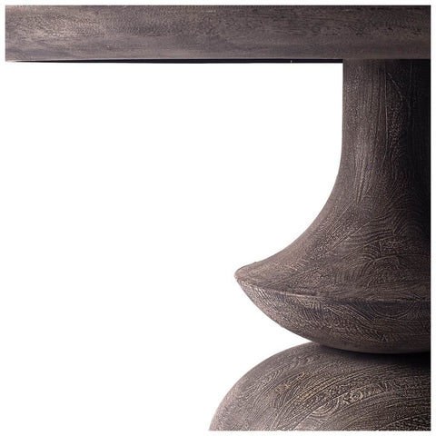 Image of Crossman Dining Table ~ Charcoal Gray - Cece & Me - Home and Gifts
