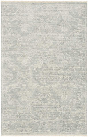 Image of Cumberland Rug ~ Medium Gray/Beige - Cece & Me - Home and Gifts