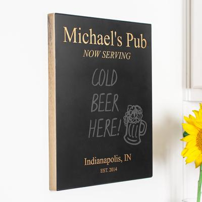 Custom All Purpose Chalkboard Sign - Cece & Me - Home and Gifts