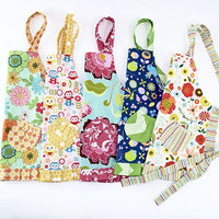 Play Perfect Kids Apron Pink Owl & Honeycomb Apron - Cece & Me - Home and Gifts - 2