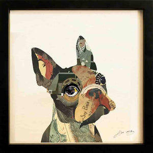 French Bulldog ~ Art Collage - Cece & Me - Home and Gifts