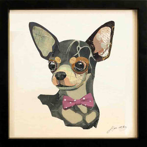 Chihuahua ~ Art Collage - Cece & Me - Home and Gifts