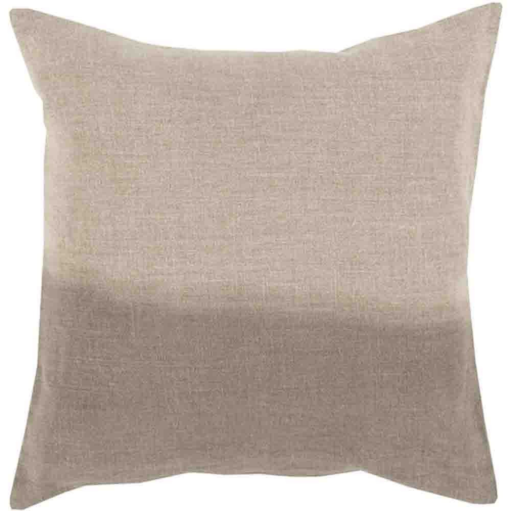 Dip Dyed Pillow ~ Taupe - Cece & Me - Home and Gifts