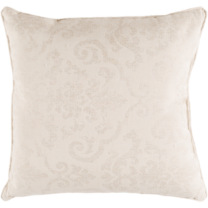 Damara Pillow ~ Khaki - Cece & Me - Home and Gifts
