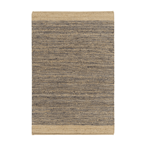 Davidson Rug ~ Navy/Khaki - Cece & Me - Home and Gifts