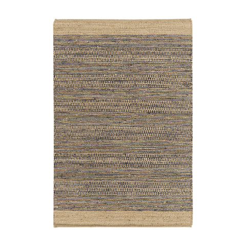Image of Davidson Rug ~ Navy/Khaki - Cece & Me - Home and Gifts