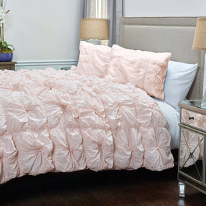Day Dream Quilt Set ~ Pink