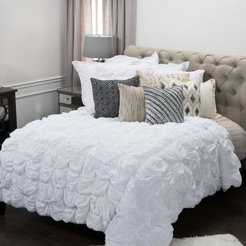 Image of Day Dream Quilt Set ~ White - Cece & Me - Home and Gifts