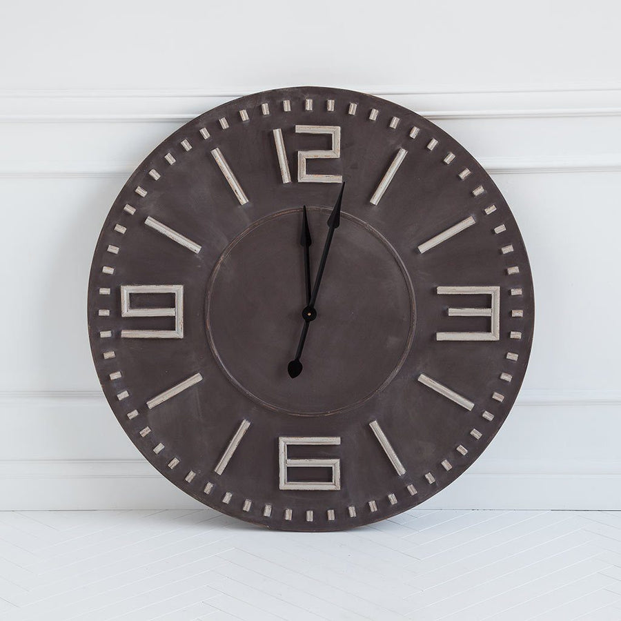 Devonshire II Clock - Cece & Me - Home and Gifts