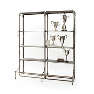 Double Warehouse Shelving - Cece & Me - Home and Gifts