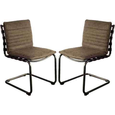 Doyle Dining Chair (Set of 2) - Cece & Me - Home and Gifts