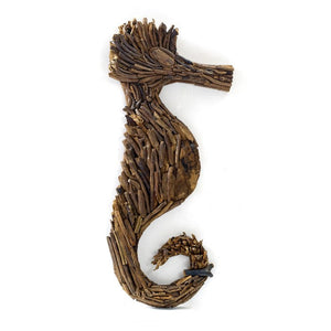 Drift Wood Sea Horse - Cece & Me - Home and Gifts