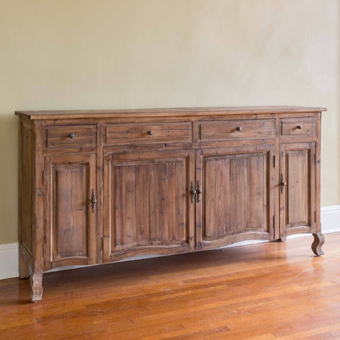Image of Reclaimed Pine French Country Sideboard - Cece & Me - Home and Gifts