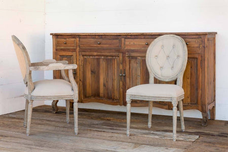 Reclaimed Pine French Country Sideboard - Cece & Me - Home and Gifts