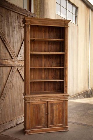 Image of Pine Open Face Cabinet - Cece & Me - Home and Gifts