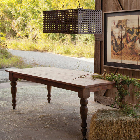 Old Pine Farm Table - Cece & Me - Home and Gifts