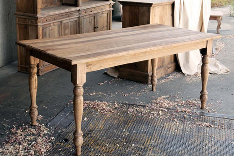 Old Elm Farm House Table - Cece & Me - Home and Gifts