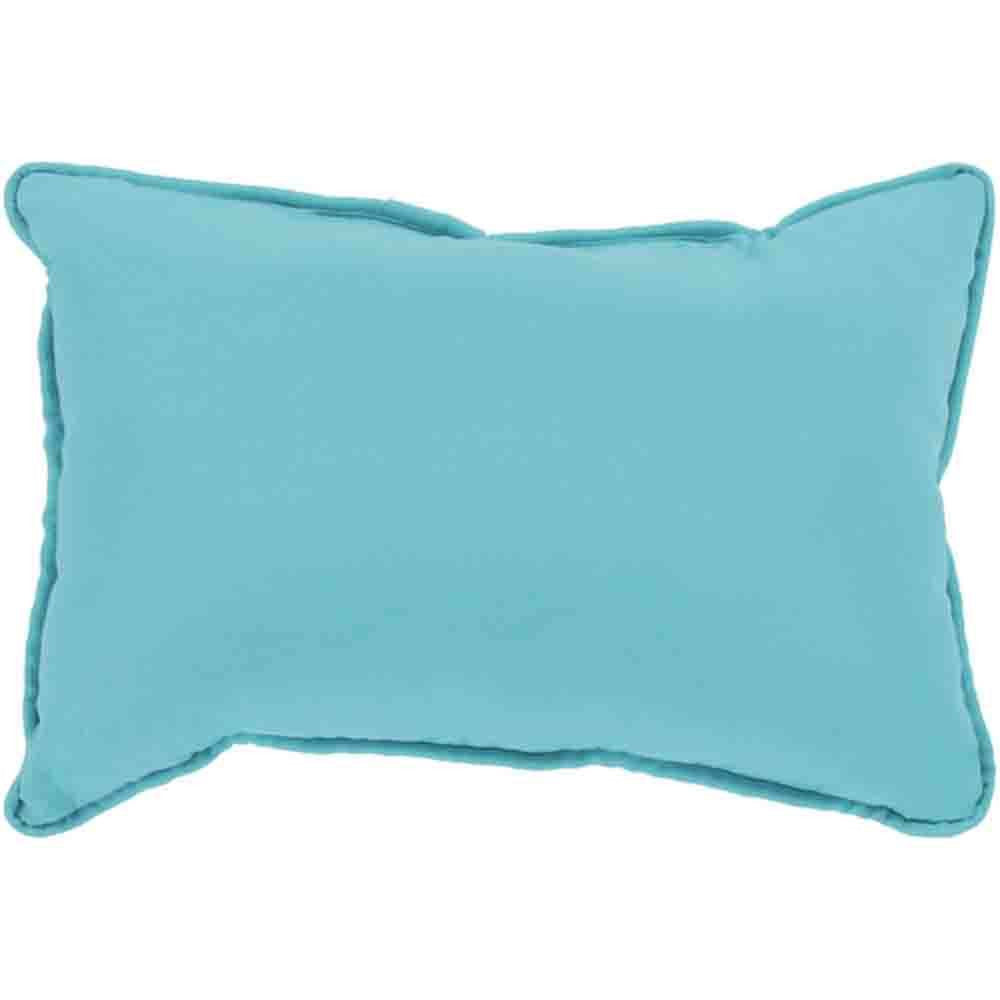 Essien Outdoor Pillow ~ Aqua - Cece & Me - Home and Gifts