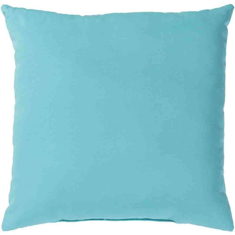 Image of Essien Outdoor Pillow ~ Aqua - Cece & Me - Home and Gifts