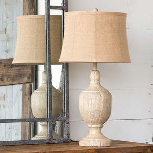 Weathered Post Lamp - Cece & Me - Home and Gifts