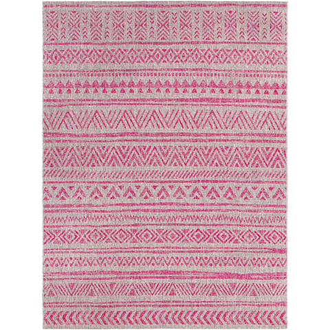 Eagean Rug ~ Bright Pink - Cece & Me - Home and Gifts